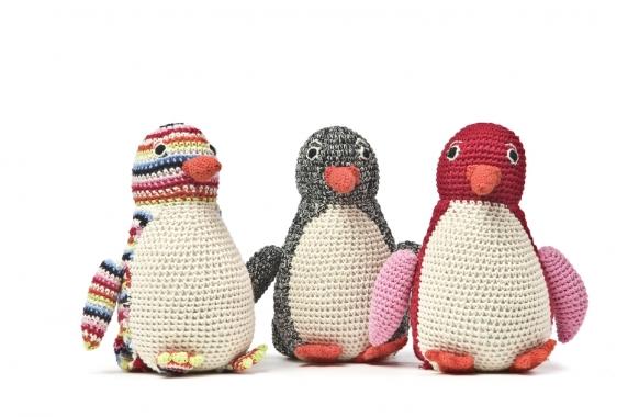 ou bien les pingouins?