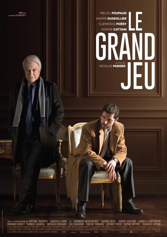 Le Grand Jeu Nicolas Pariser 2015
