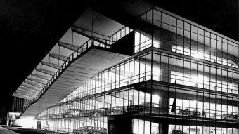 PSE, Haniel-Garage, Düsseldorf, 1950-53