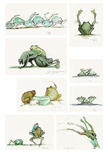 Tomi Ungerer_Kamasutra des grenouilles _