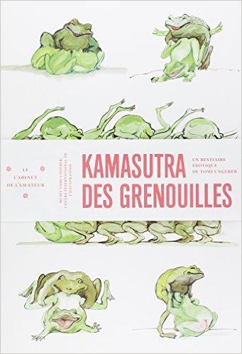 Tomi Ungerer_Kamasutra des grenouilles_Couv
