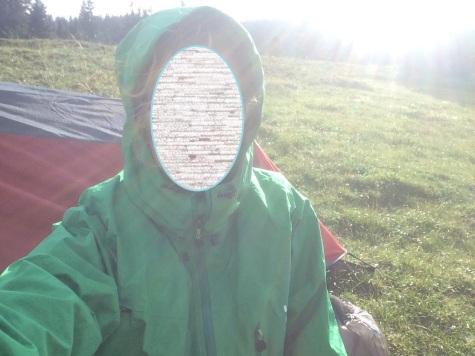 Et puis j'adore jouer les boys scouts : ma cabane et moi
